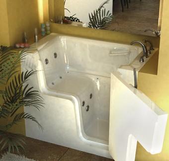 Walk In Bathtubs Whirlpool Bathtubs Jetted Tub
