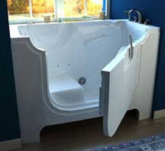 Pelican Wheelchair Access Walk-in Bathtub