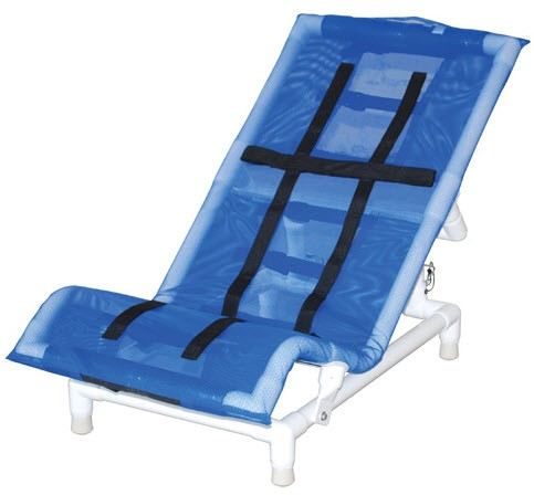 Extra Large Reclining Bath And Shower Chair