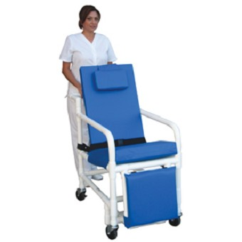 Standard Pvc Reclining Geri Chair
