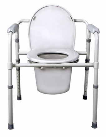 Commode | Bedside Commode | Toilet Chair | Portable Commode | Drop ...