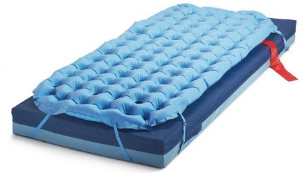 Hermell Total Comfort Bed Pad - FREE Shipping