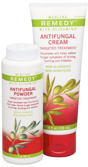 Body Powder Antifungal Powder Cornstarch Medicated