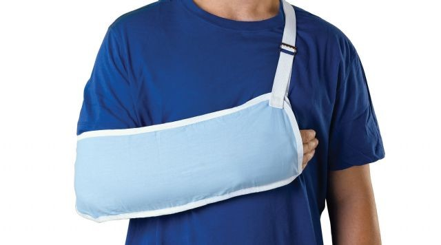 Standard Arm Slings With Adjustable Strap Pair