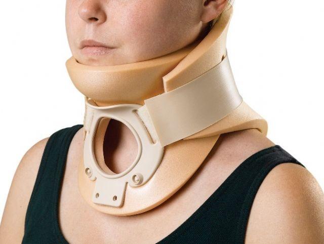 miami j cervical collar instructions