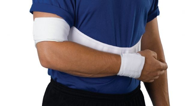 sling and swathe shoulder immobilizer instructions