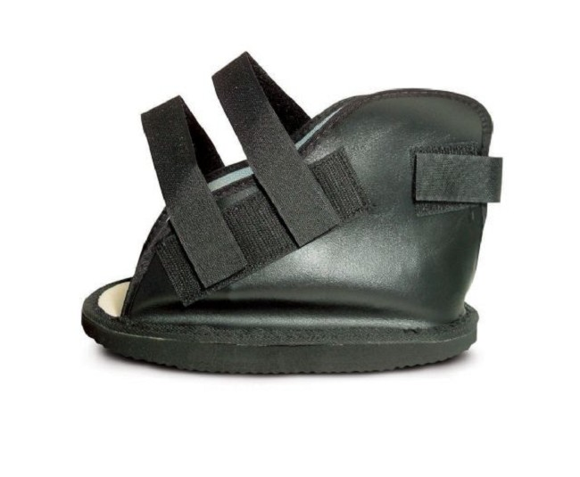 Vinyl Open Toe Cast Boots By Medline Free Shipping