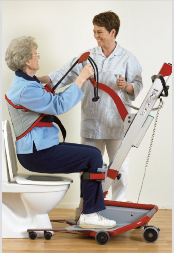 Quick Raiser Sit To Stand Patient Lift Free Shipping