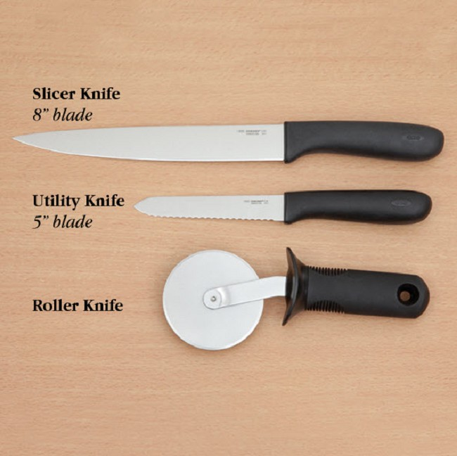 Good Grips Knives And Utensils With Slip Resistant Grip