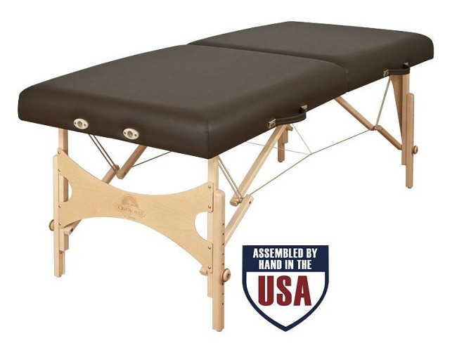 Oakworks nova portable massage table free shipping for Table 52 chicago closing