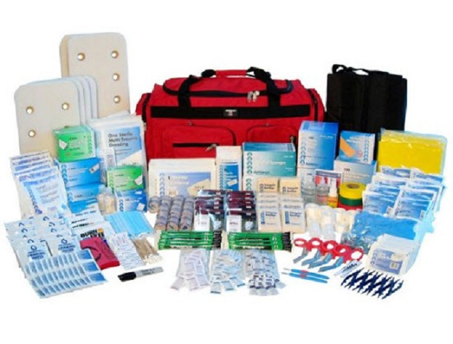Premium Multi-Person First Aid Trauma Kits