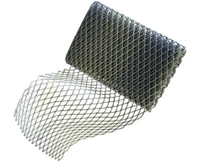 Reusable Wire Mesh Splints, 10 Pack