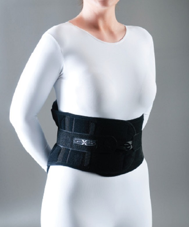 Stealth Pro LSO Prefabricated Spine and Back Brace