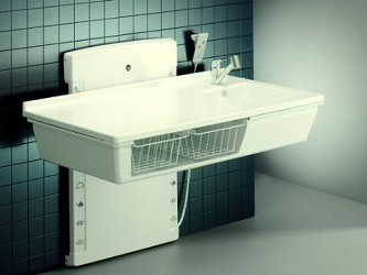 Pressalit Care 3000 Special Needs Changing Table