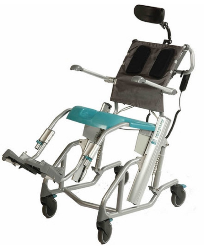 Amfibi Tilt Shower Chair - FREE Shipping