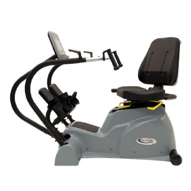 Elliptical Sit Down Bike: PhysioStep LXT Adaptive Recumbent Linear Cross Trainer