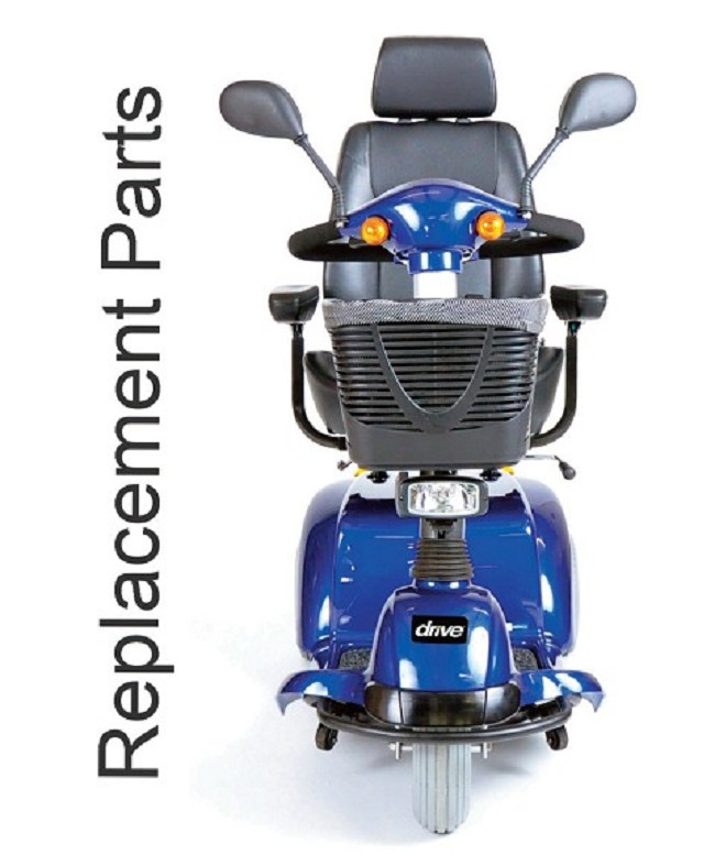 Drive Medical Replacement Parts for Pilot 2310 Scooter