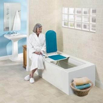 Bath Tub Lift Power Bath Lift Handicap Bathtub