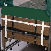 Posey Patient Safety Roll Guard For Hospital Beds