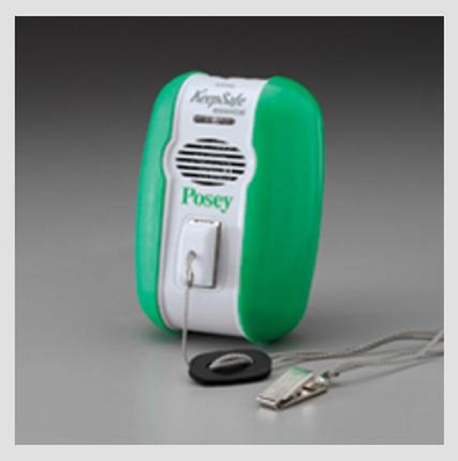 Posey Keepsafe Essential Patient Safety Alarm