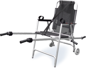 Evacuation Chair | Stair Chair | EMS EVAC | Emergency Evacuation ...