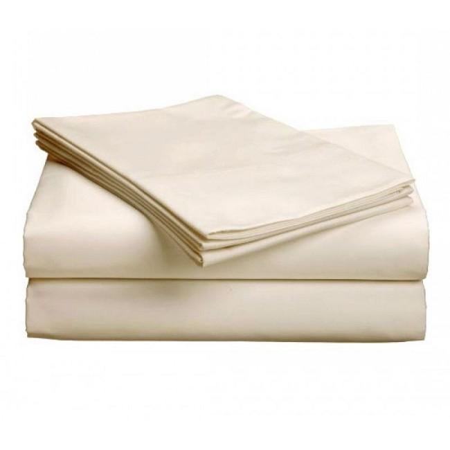 Organic Egyptian Cotton Sheet Set Choose Size