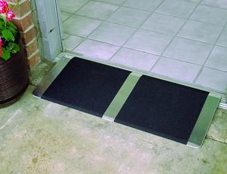 Safepath Ezedge Smooth Rubber Threshold Ramp