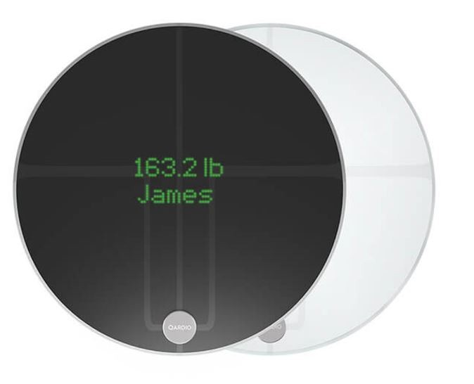 QardioBase 2 Wireless Smart Scale and Body Analyzer