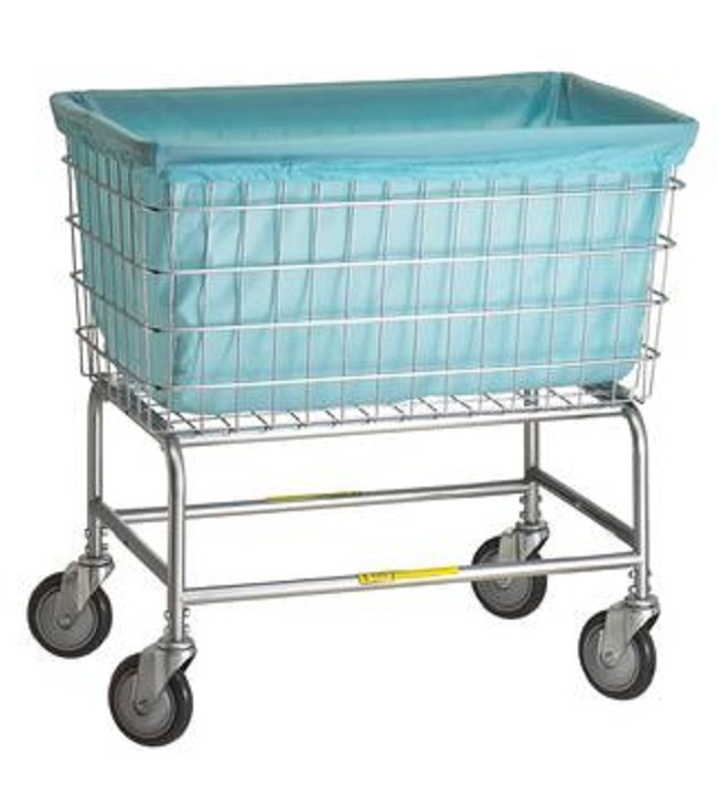 Nylon Basket Liner for R&B Wire Large Capacity Laundry Cart