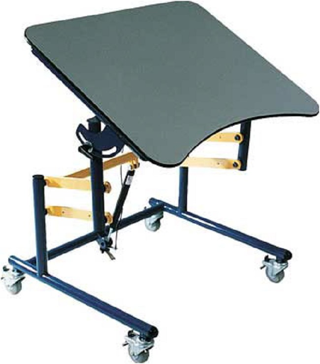 Convert Able Table With Interchangeable Tops