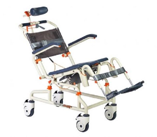 InBuddy Shower Commode Chair with Tilt