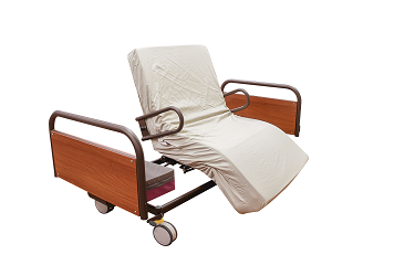 Power Rotating HomeCare Bed: The Rotor Assist