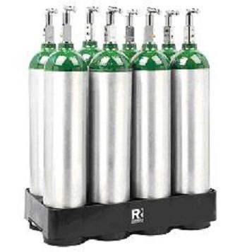 Oxygen Cylinder Racks Oxygen Cart Cylinder Cart