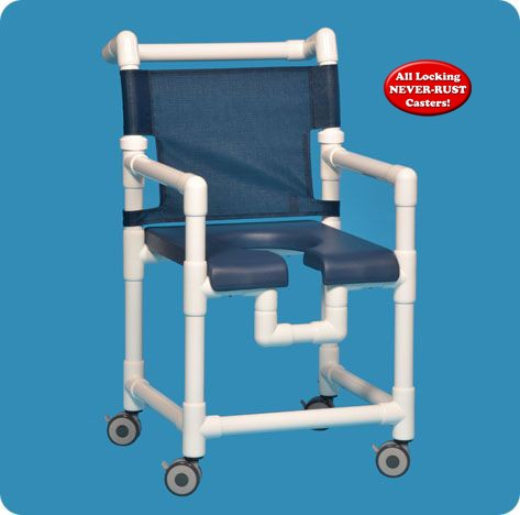 shower commode chair | special needs bathroom | shower wheelchair