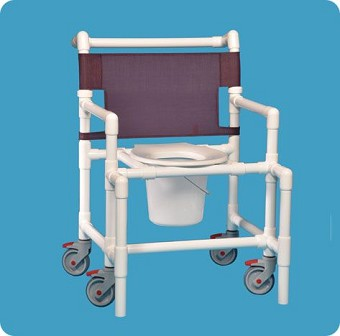 Shower Commode Chair | Special Needs Bathroom | Shower Wheelchair ...
