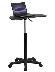 KidsFit Kinesthetic Classroom Sit-to-Stand Mobile Workstation