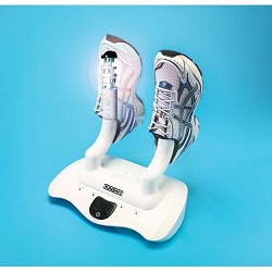 a comparative study of shoe deodorizer A german study found that smelly feet are a huge turn-off, whereas fresh sweat can be refreshing the sterishoe uv shoe sanitizer can help with smelly feet.