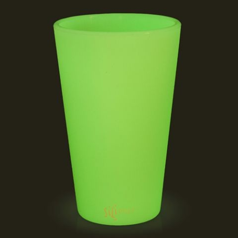 Glow In The Dark Pint Glasses Pack Of 36