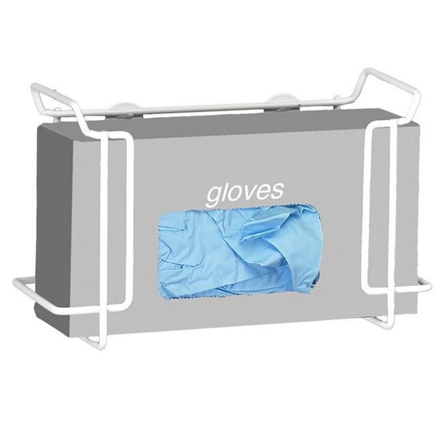 Wire Glove Box Holder Dispenser