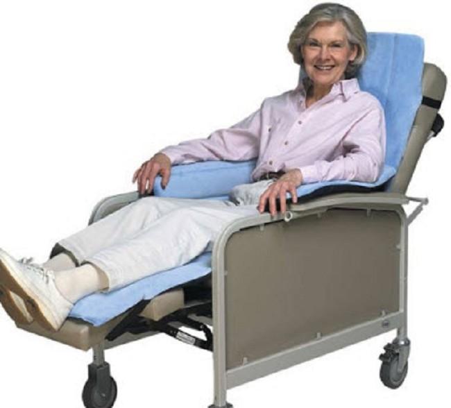 Skil Care Geri Chair Cozy Seat Overlay