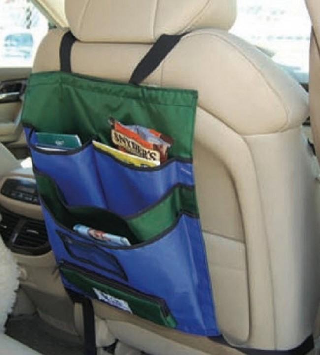 Skil Care CarPack Car Seat Back Organizer