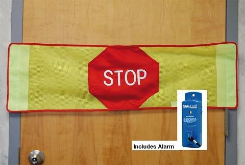 Stop Strip Magnetic Door Alarm System