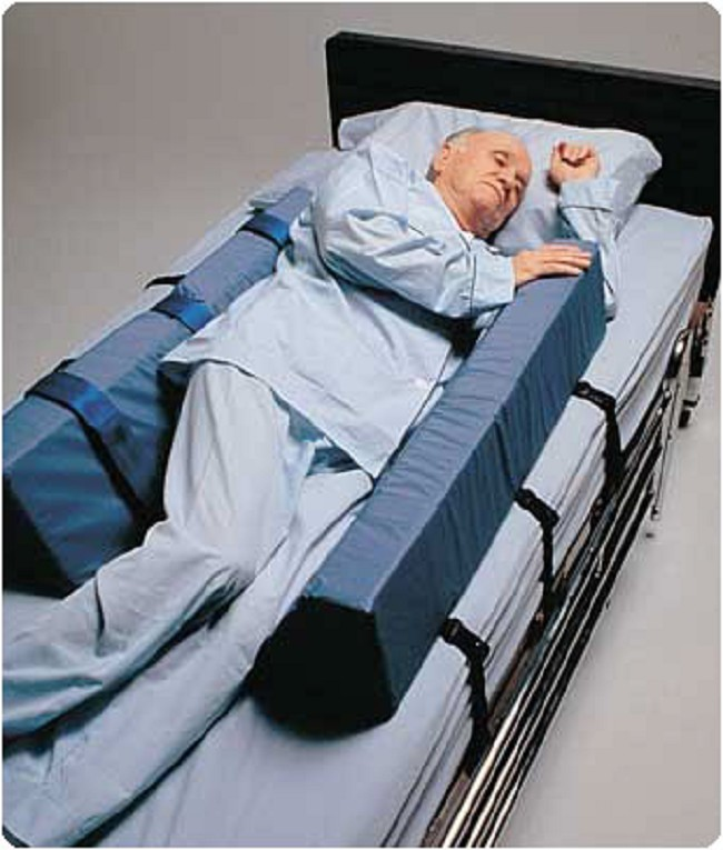 Whole Body Sleeping Positioner Bed Bolster
