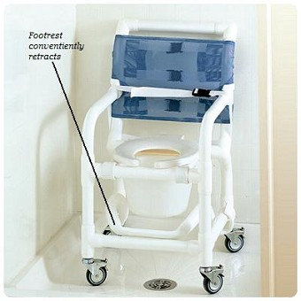 Toddler Bath Seat | Potty Chair | Reclining Shower Chair ...