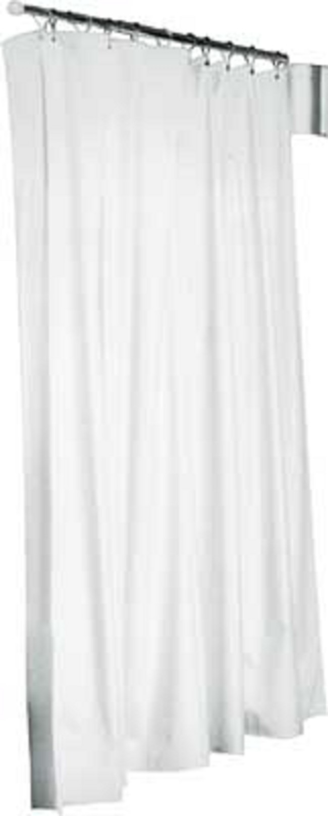 Portable privacy curtains - Wall Mounted Telescopic Curtain
