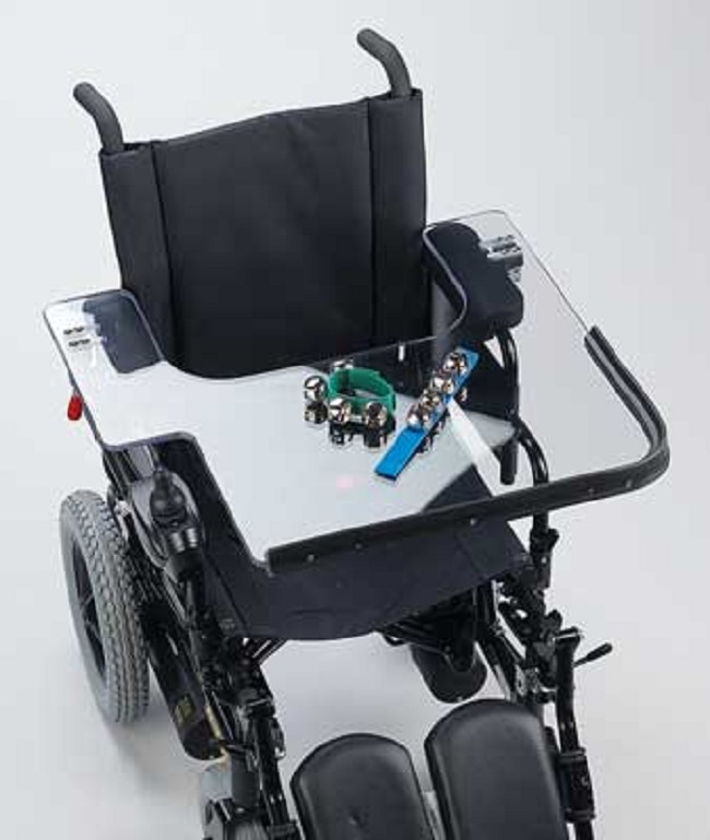 Deluxe Laptray For Electric Wheelchairs Free Shipping