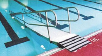 Pool Ramps Pool Steps Swimming Pools Above Ground