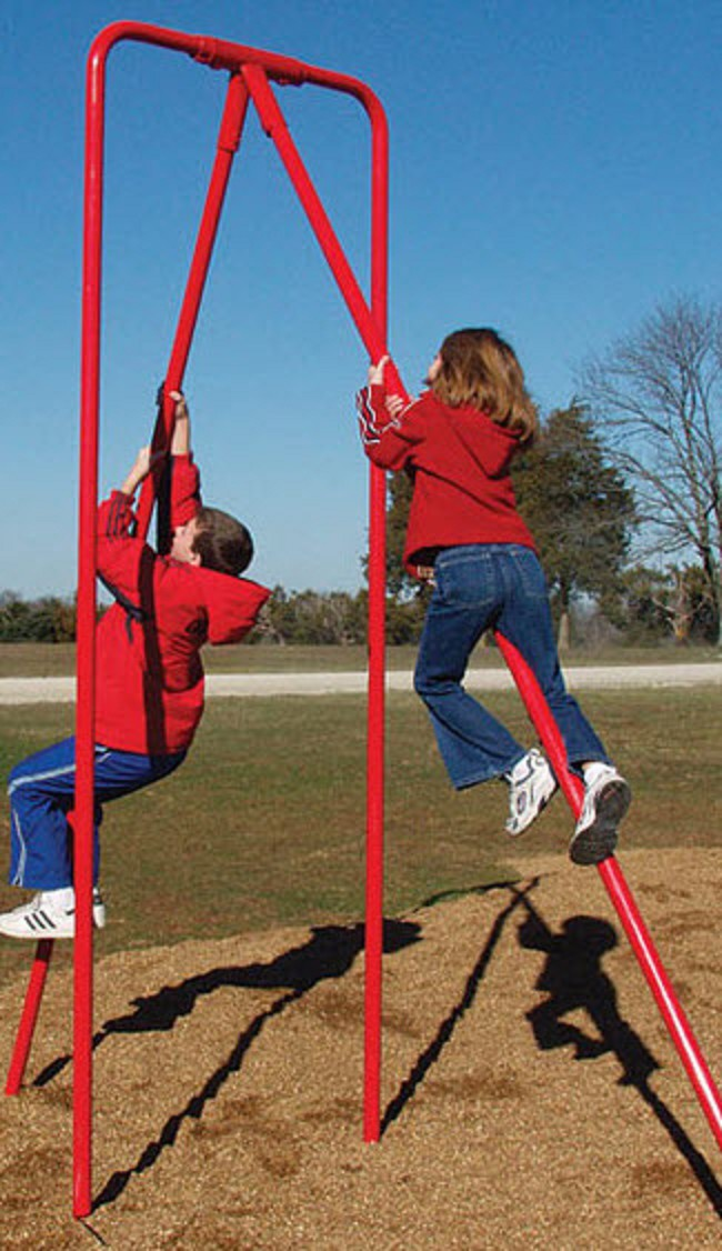9 Unit Outdoor Playground Fitness Course