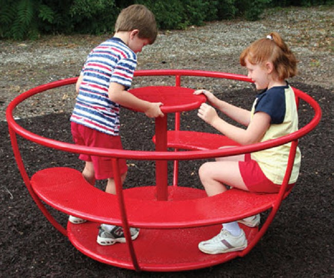 Tea Cup Merry Go Round For Sale