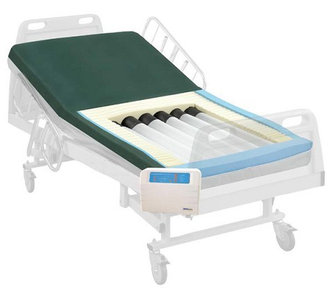 Bariatric Bed Hospital Bed Mattress Therapeutic